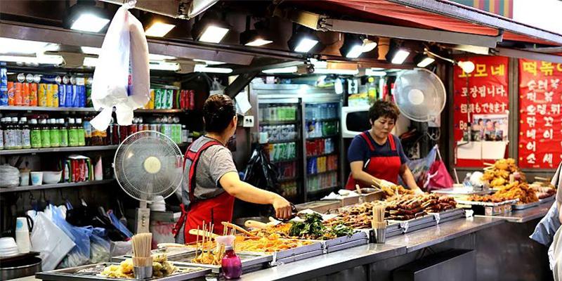 麻辣烫在韩受欢迎美食异常火爆,中国啤酒因此销量大涨