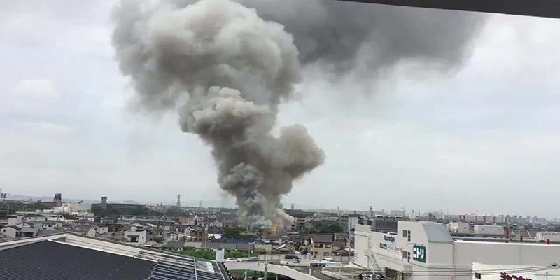 京都动画发生爆炸火灾死亡人数增至33人 安倍晋三发推:为死者祈福