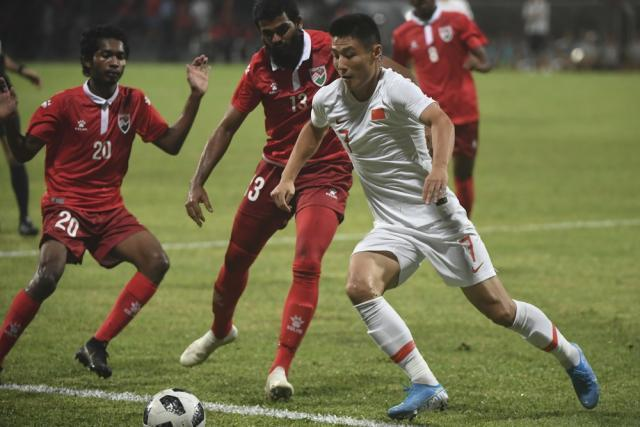 FIFA最新排名出炉 国足世界排名上升