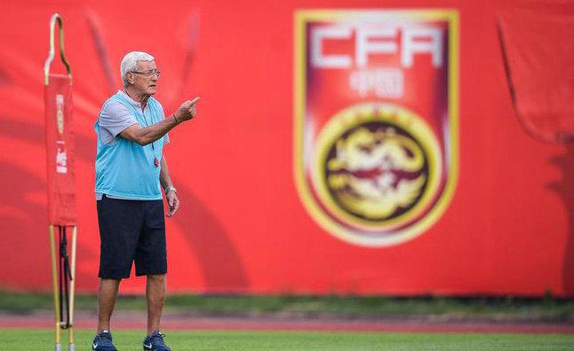 世界杯预选赛赛国足战关岛 里皮:武磊3分是唯一目标