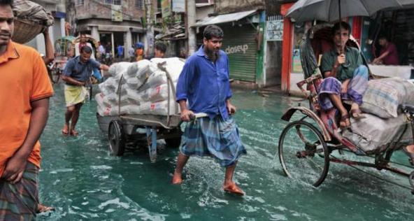 气旋风暴登陆孟加拉,近200万人被迫紧急撤离