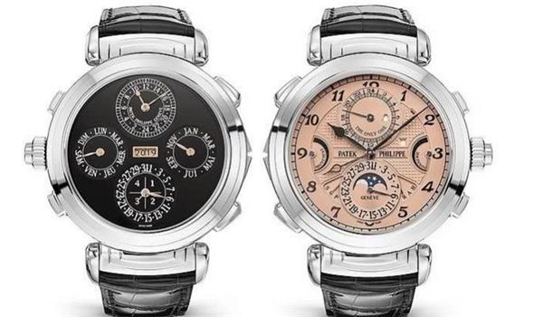 世界最贵手表出炉,百达翡丽表拍出2.1亿天价
