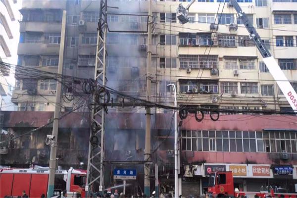 安徽蚌埠突发大火是怎么回事 安徽蚌埠突发大火原因曝光