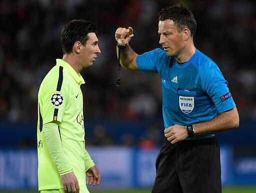 C罗和梅西到底谁更强?名哨克拉滕博格评价C罗梅西