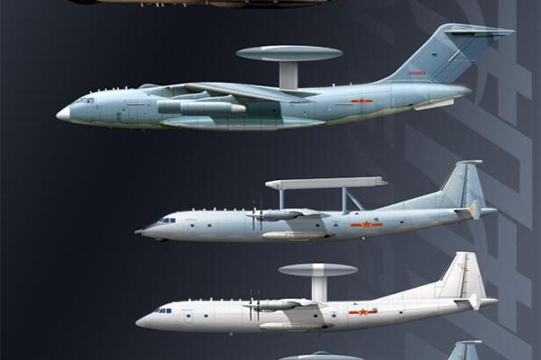 中俄关键领域差距不断拉大,电战机,预警机