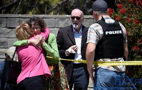 加州犹太教堂枪击案,加州犹太教堂枪案,犹太教堂枪击案