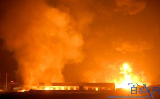 俄罗斯化工厂爆炸