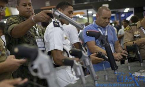 巴西放宽枪支限制