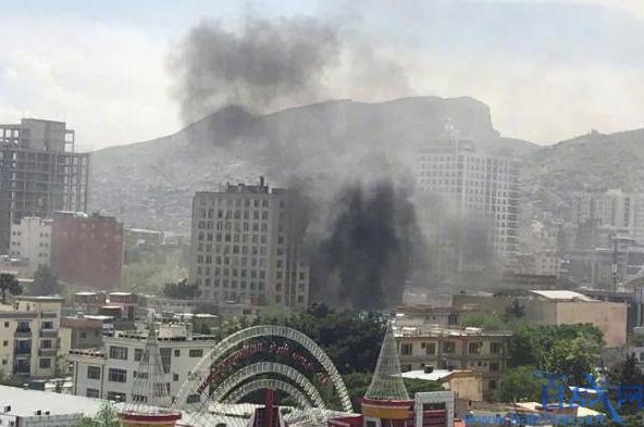 阿富汗首都爆炸