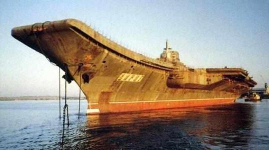 美嘲笑我国2亿买废铁,辽宁号,航母群作战能力