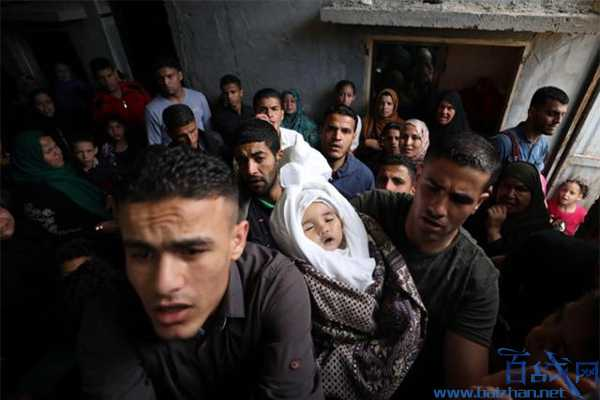 以色列空袭加沙