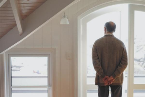 养老房业主被赶出门,业主被赶出门