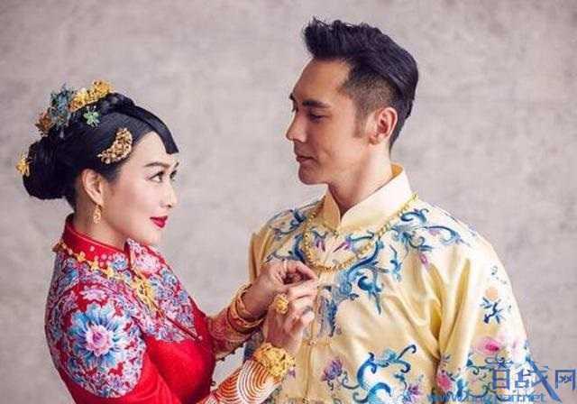 张伦硕钟丽缇结婚