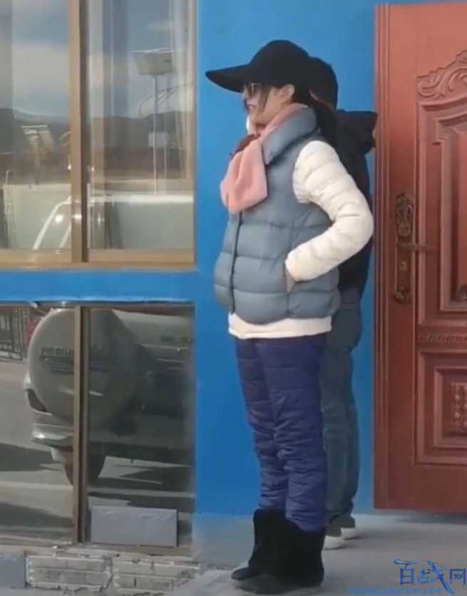 范冰冰打扮像老太太