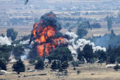 美军摧毁在叙基地并撤离,士兵将在伊拉克重新部署