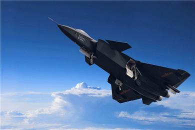 美国F22机库装修豪华国产歼20知道真相也放心