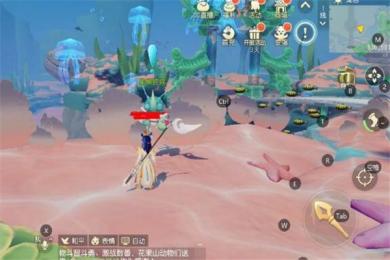 梦幻西游3d偷懒的虾兵在哪_梦幻西游3d偷懒的虾兵位置分享