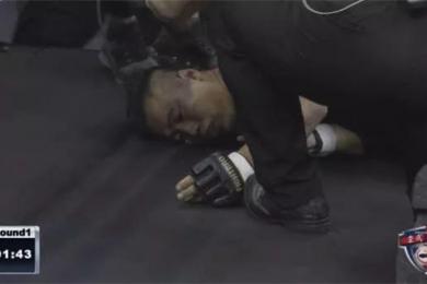 咏春大师74秒被KO,这就是咏春拳的真正实力?