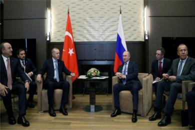 俄罗斯土耳其达成重大决定 俄媒:和平之泉行动已经完成