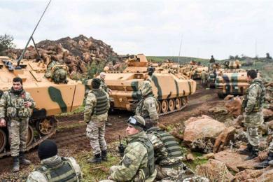 美军出尔反尔,将出动500军人协助库尔德武装