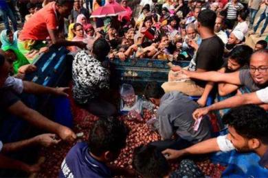 厨房噩梦席卷南亚,孟加拉举国上演抢洋葱大战
