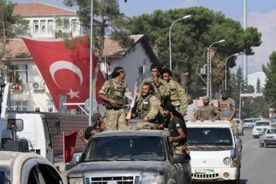 土耳其在叙利亚永久性停火,特朗普宣布取消对其制裁