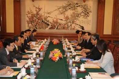 回暖!新一轮中日战略对话在日本举行 时隔7年再度重启战略对话