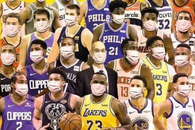 NBA球员降薪25%达成一致 所有球员的年薪被分为24份