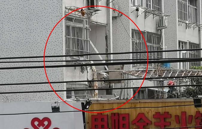 青岛居民楼爆炸事故怎么样了? 青岛居民楼爆炸事?#39318;?#26032;消息:1人死亡7人受伤