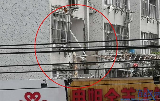 青岛居民楼爆炸事故最新消息:1人死亡7人受伤,其中1人伤势较重