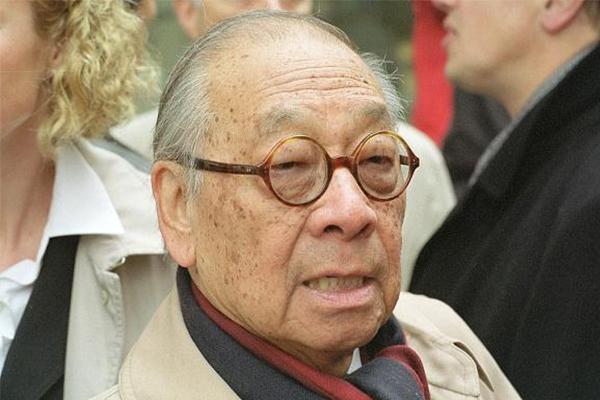 建筑大师贝聿铭去世,你了解他享誉世界的设计作品吗?