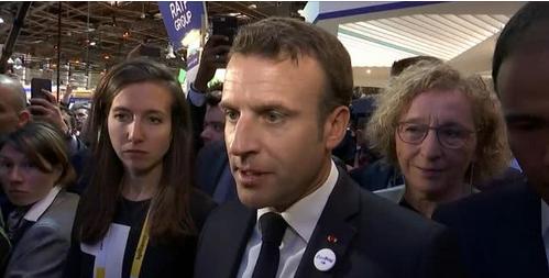 法国总统马克龙不禁华为,多国领导人表示不会追随美国