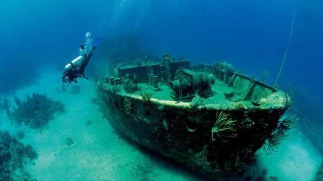 中国百慕大在哪里?诡异沉船事件底是怎么回事?