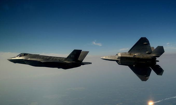 F-35战斗机又出事了█■▄?一只鸟让美军损失超200万元