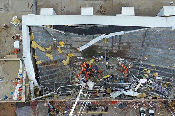 广西百色酒吧坍塌7人被刑拘,相关单位已经发出正式通报