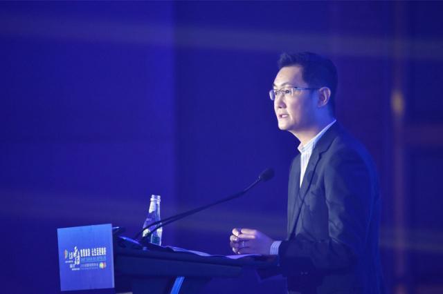 马化腾谈华为事件:可能变为科技战