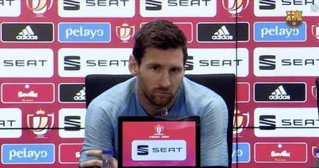 梅西道歉,梅西道歉是怎么回事,梅西向球迷道歉