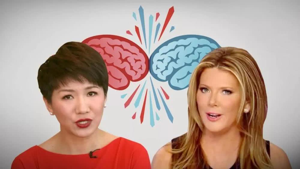 中美主播互怼视频 中国主播刘欣与美国主播Trish约辩时间敲定下周四