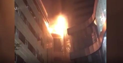 金鹰火灾5人被拘,南京金鹰失火的主要原因是什么?