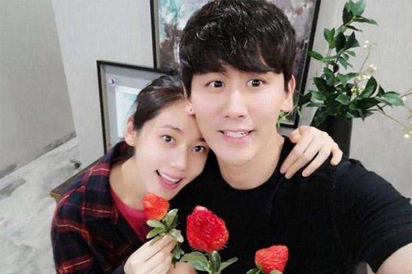 秋瓷炫病好出院后,韓國最幸福夫妻的男方于曉光微博有話說