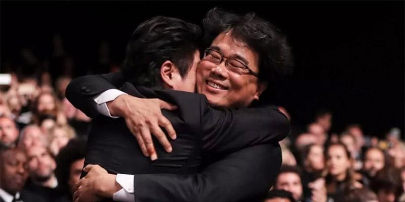 寄生虫获金棕榈大奖,好友章子怡微博祝贺众望所归!