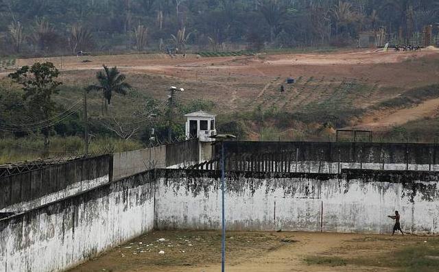 囚犯冲突15人死亡,巴西囚犯冲突15人死亡,囚犯冲突