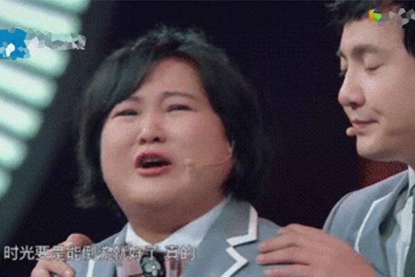 """賈玲沈騰淚崩,這兩個""""諧星""""在哭什么?"""
