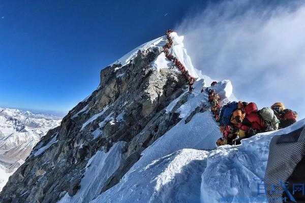 珠峰攀登46万首步,珠穆朗玛峰登山费用,珠穆朗玛峰
