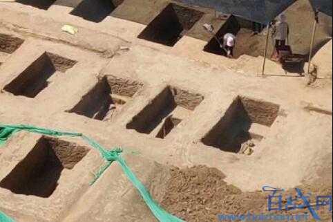 清華大學發現古墓,清華大學古墓,清華大學古墓哪個時期的