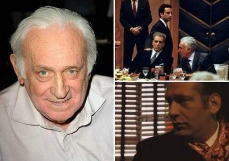 教父演員卡里迪去世,曾在教父電影中多次出演