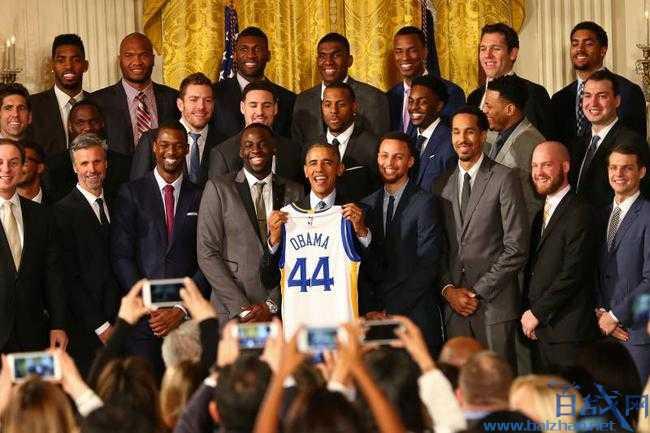 奧巴馬NBA總決賽,猛龍VS勇士,NBA總決賽,奧巴馬