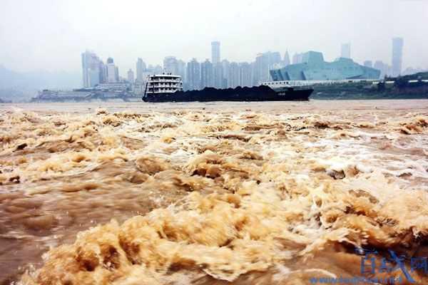 中國從南到北已經全面進入汛期,中國全面進入汛期