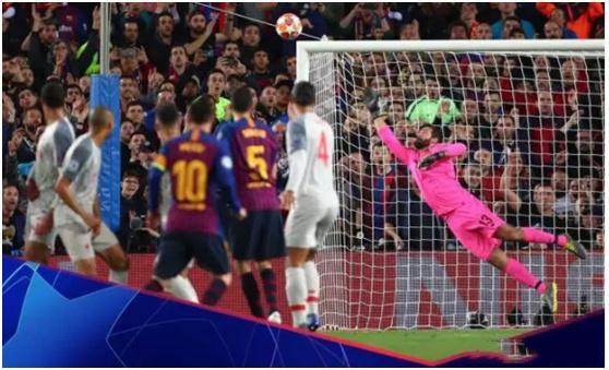 歐冠最佳進球出爐 梅西圓月彎刀任意球成本賽季最佳進球