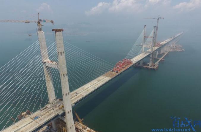 中國跨海大橋創世界紀錄,跨海大橋創世界紀錄,中國跨海大橋